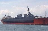 美军舰又撞船这次是日本
