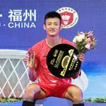 中国羽毛球公开赛 谌龙2-1击败安赛龙夺冠