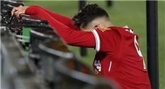 英超-利物浦0-0 萨拉赫显无奈