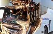 17名中国游客泰国遇车祸