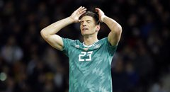 热身赛-德国0-1巴西 戈麦斯后悔失良机