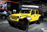 Jeep全新一代牧马人