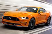 新款福特Mustang