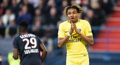 法甲-巴黎0-0 恩昆库双手合十表遗憾