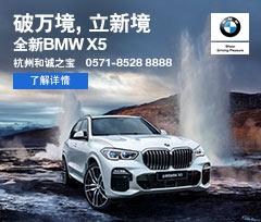 全新BMW X5 破万境 立新境!