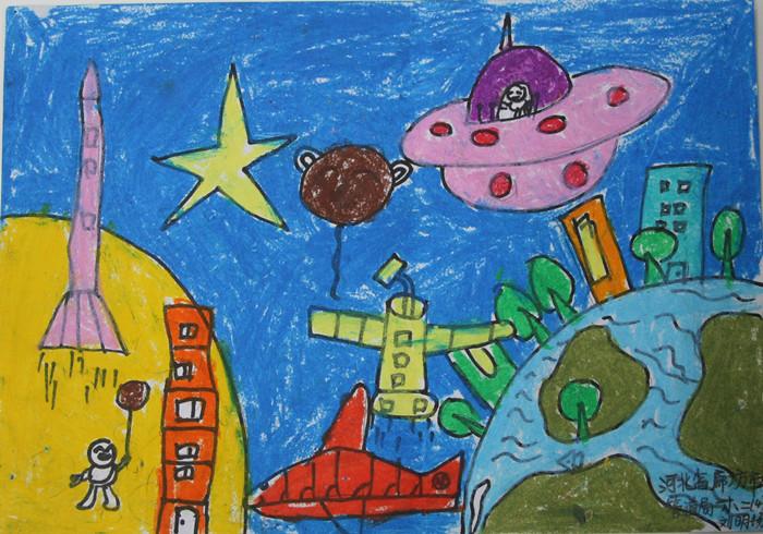 儿童画 700_490