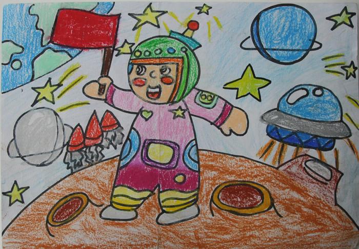 儿童画 700_486