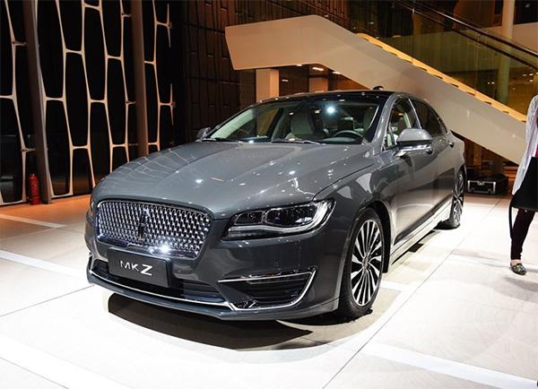 2016北京車展:新款林肯mkz正式發布