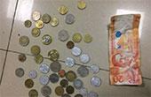 四川公交车收2吨无效币